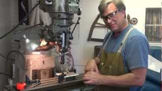 How to Tap a Hole in Metal Using a Mill – Kevin Caron