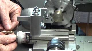 Taig Lathe Spring Cut Off/ Parting Tool Holder Part #1