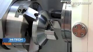 Drilling, Slotting and Milling By Industrial CNC Machines