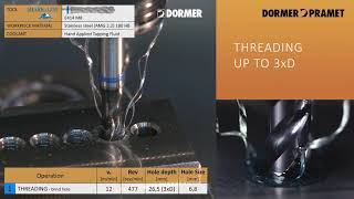 Dormer Shark Line expanded with new 3xD taps