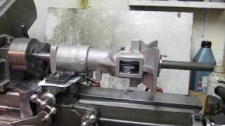 Machining a Casting – Boring an Engine Cylinder