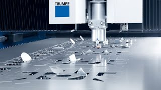 TRUMPF laser cutting: Smart collision prevention – For worry-free production