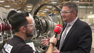 UK Aerospace Manufacturer and a Flying Success!