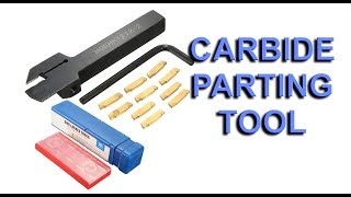 Carbide Insert parting Tool review (MGEHR1212-2)