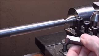 The other metal lathe finishing tool – the shear tool