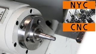 Turning, Facing & Threading on the Tormach CNC Lathe! Widget28