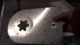 Building a 4th and 5th axis CNC. Milling aluminum parts.