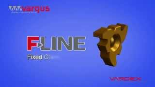 F-Line: Fixed Clamping System