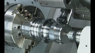 Awesome CNC 5-Axis Milling Machine Technology in Action. Most Satisfying CNC Lathe Machines Work