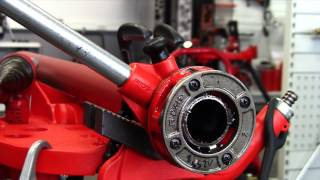RIDGID – How to Cut, Ream and Thread Pipe