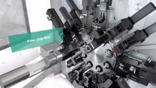 INDEX – Mulit-Spindle Automatics
