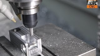 CNC Machining Steel Bracket with Tormach PCNC Mill – MFG@Home!