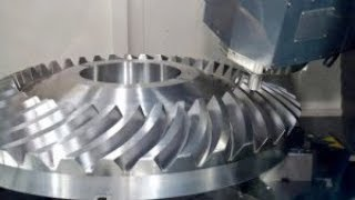 Automation Fast CNC Lathe Turning Machine Work, Modern High Precision CNC Steel Milling Processing