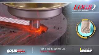 SOLIDMILL – New ISCAR Product Launch