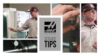 Maintain Correct Chuck Pressure to Improve Surface Finish – Haas Automation Service Tip