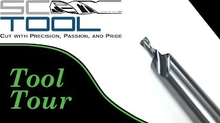 Rotary Cutting Tool Tour of Drills, End Mills, Reamers, & Router Bits