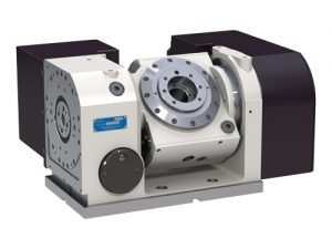 NEW LINE OF 4TH AND 5TH AXIS ROTARY TABLES FROM TSUDAKOMA