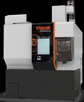Mazak new Five-Axis Machine for Small Parts
