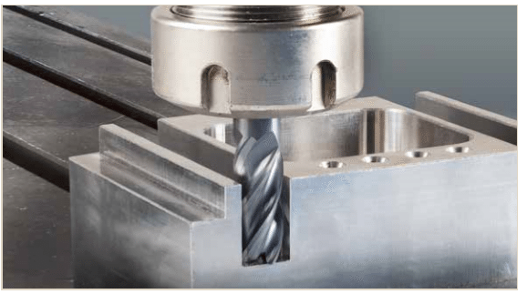 Milling Tool in Die and Mold making