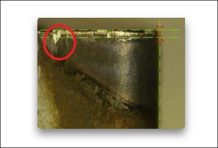 """KENNEMETAL to solve  inserts """"V """"braekage in ISO turning?"""