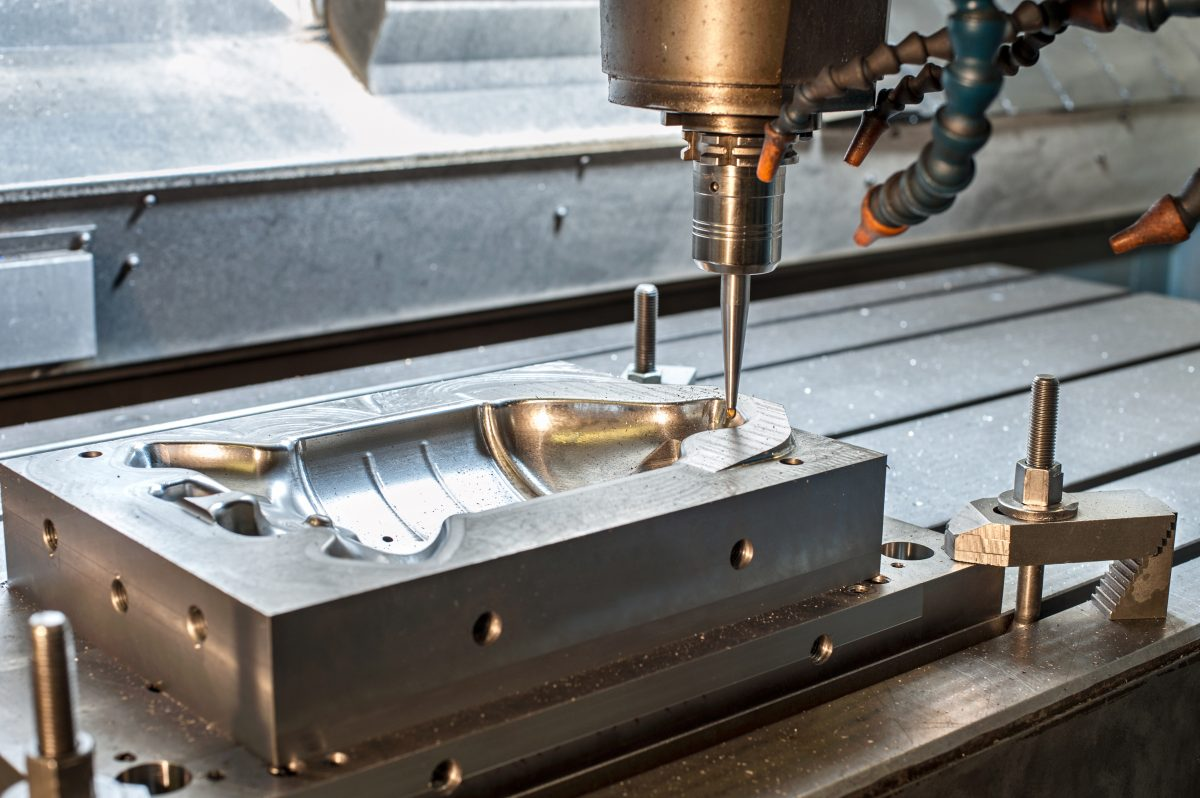 Selecting tools for a CNC lathe
