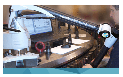 HEXAGON – Machine producers or measurement equipment –Portable Measuring Arms