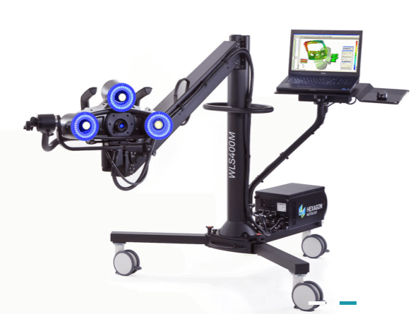 HEXAGON – Machine producers or measurement equipment – White Light Scanner Systems