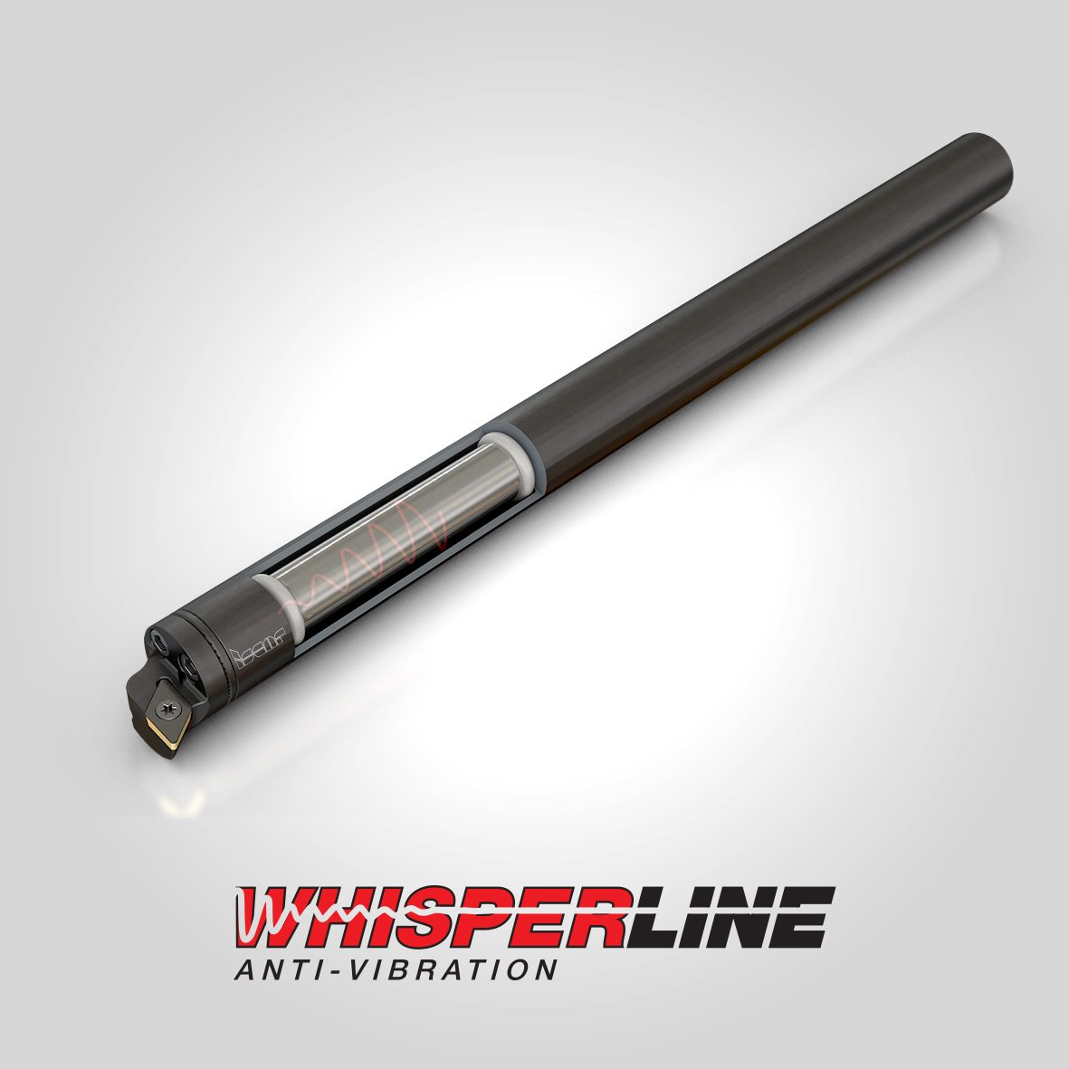 ISCAR Whisper – a Quiet Revolution in Anti-Vibration Tools