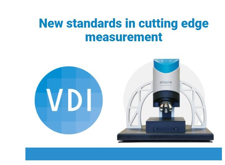 New standards in cutting edge measurement