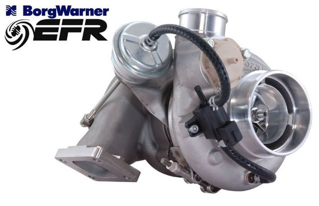 Turbocharger materials