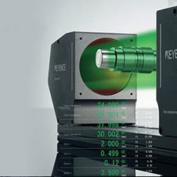 KEYENCE – Machine producers or measurement equipment – Laser