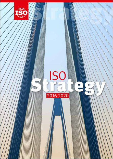 ISO's six strategic directions for 2016-2020