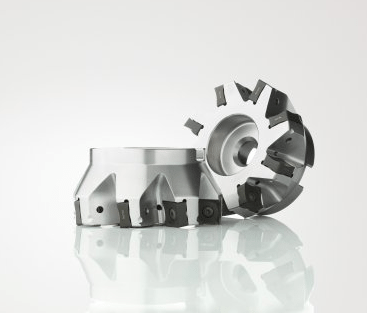 Seco face milling cutter body doubles tool life