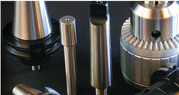 High-Speed Machining Demands a High-End Toolholder